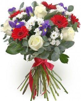 Цветы герберы букет цена за штуку — img 15